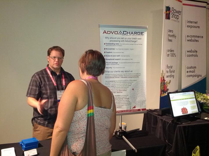 AdvoCharge, Flowershop Network at FFC